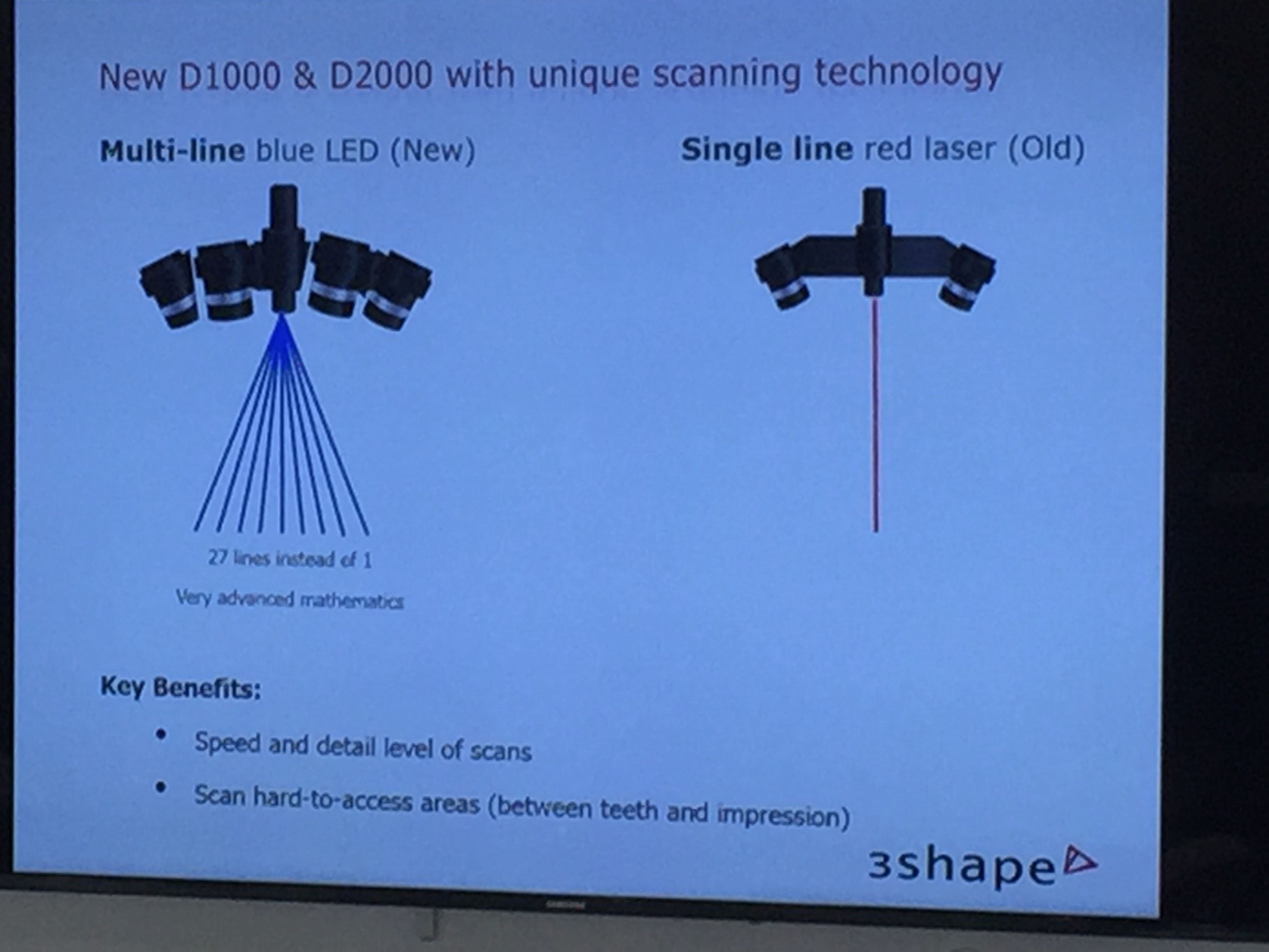 3Shape Unveils New Scanners, Software - News