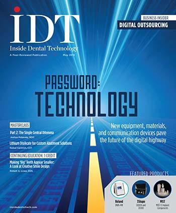 Password: Technology | Inside Dental Technology