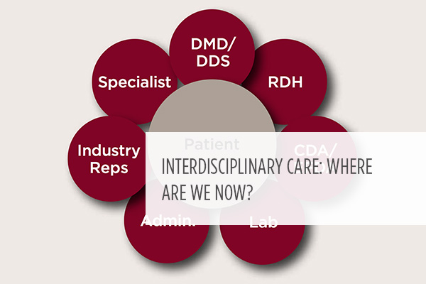 <p> 	Is dentistry truly representing interdisciplinary patient care, and how is technology helping facilitate this? Tracy Anderson Butler, CRDH, MFT; Jennifer Hirsch Doobrow, DMD; and Amy Kinnamon, RDH, EFDA, BSASc, join this month's <strong>Compendium</strong> roundtable.</p>