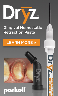 Parkell's DryZ Gingival Hemostatic Retraction Paste
