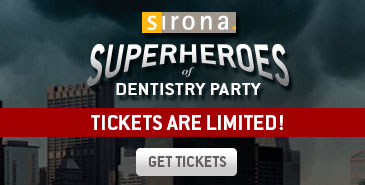 Superheroes of Dentistry Party! Get your tickets!