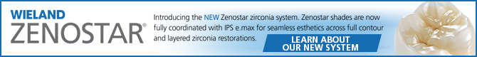 Introducing the new Zenostar Zirconia System!