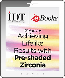 How to Guide for Achieving Lifelike Results with Pre-shaded Zirconia