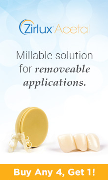 Acetal Millable solution for removable applications