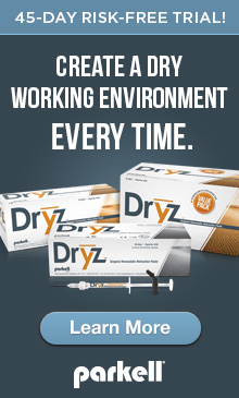 DryZ create a dry working environment every time!