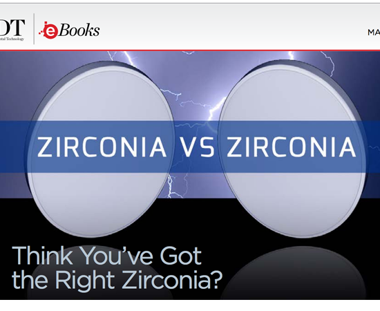 Learn more about what's available with zirconia!