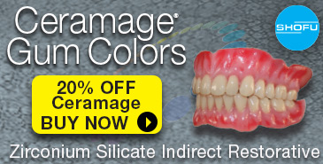 Ceramage Gum Colors