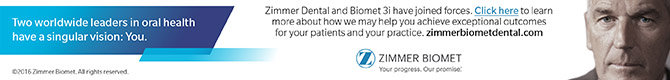 Zimmer and Biomet have joined forces!
