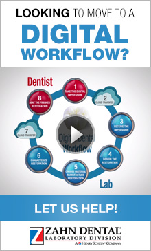 Looking to move to a digital workflow? Try Zahn Dental!