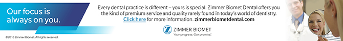ZimmerBiomet: Our focus is always on you.