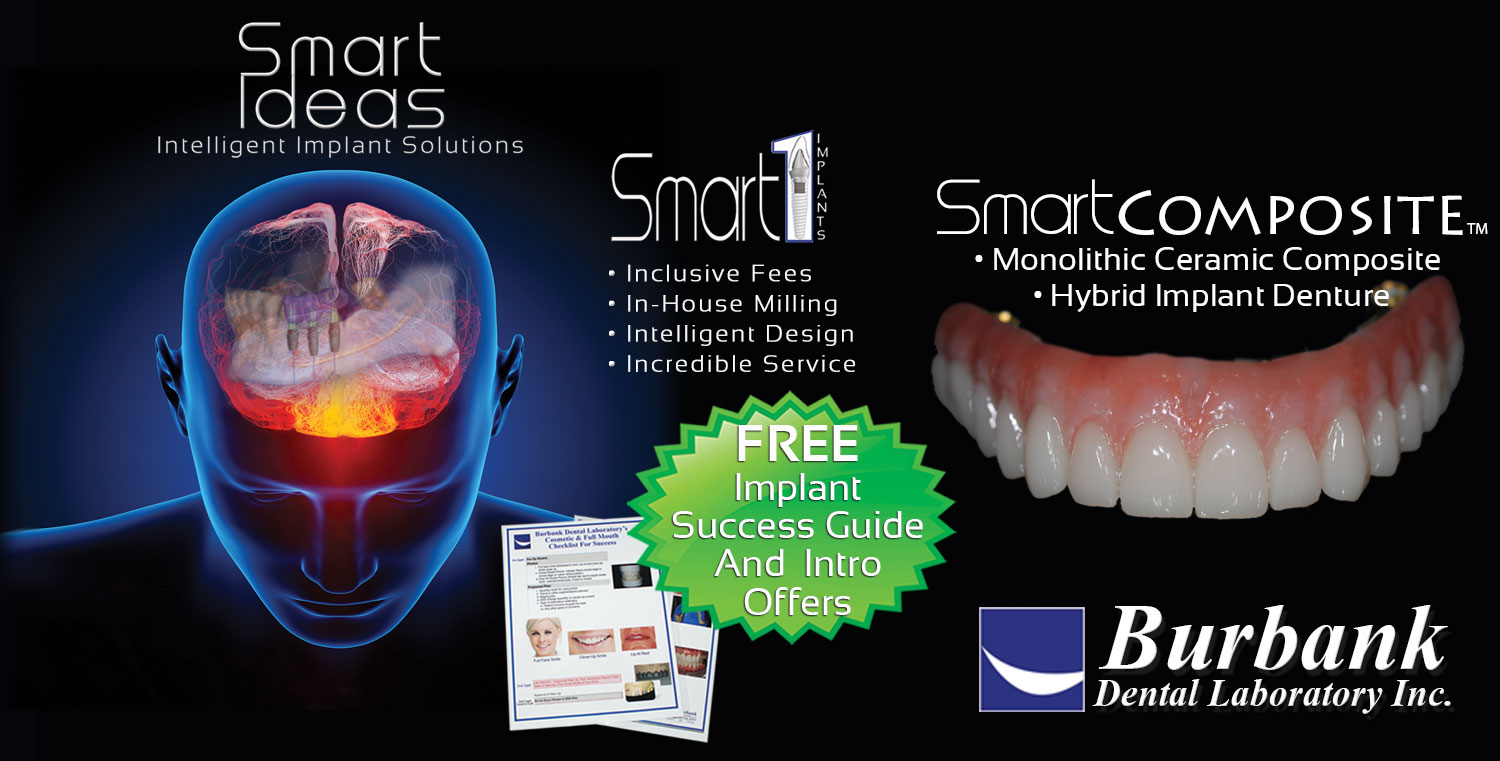 Burbank Dental Lab: Intelligent Implant Solutions