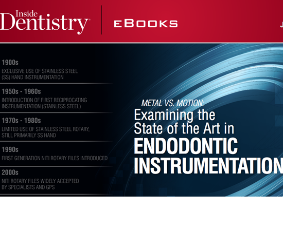 Learn more about advances in endodontic instrumentation!