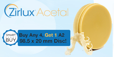 Zahn Dental: Zirlux Acetal
