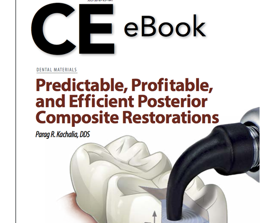 Earn CE Credit while learning about placing posterior restorations!