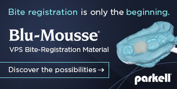 Blu-Mousse - Bite registration is only the beginning.