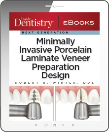 Next Generation Minimally Invasive Porcelain Laminate Veneer Preparation Design