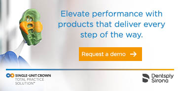 Single-unit Crown - Elevate performance with products that deliver!