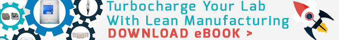 Turbocharge your lab with lean manufacturing!