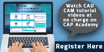 Watch CAD/CAM tutorial videos at no charge!