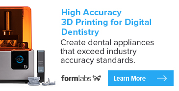 High Accuracy 3D Printing for Digital Dentistry from FormLabs!