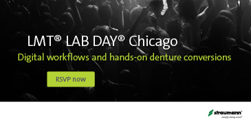 LMT Lab Day Chicago - Digital Workflows and hands-on denture conversions!