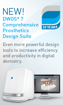 NEW! DWOS 7 Comprehensive Prosthetics Design Suite!