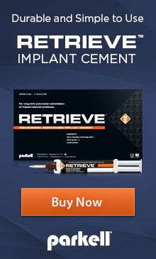 Retrieve Implant Cement - Durable and Simple to Use