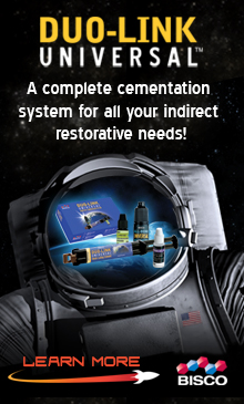 Duo-Link Universal - A complete cementation system for all your indirect restorative needs!