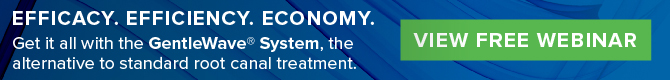 Efficacy. Efficiency. Economy. Get it all with the GentleWave system.