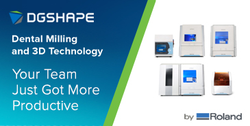 DGShape: Dental Milling and 3D Technology
