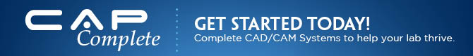 Complete CAD/CAM Systems to help your lab thrive.