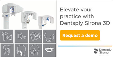 Elevate your practice with Dentsply Sirona 3D!
