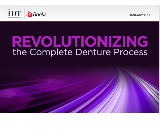 Learn more about how the complete denture process has adapted and changed!