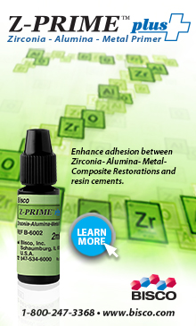 Z-Prime by Bisco - Enhance adhesion!