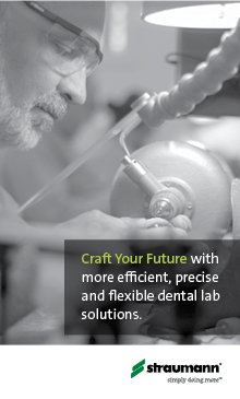 Craft your future with more efficient, flexible dental lab solutions.