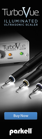 TurboVue - Illuminated Ultrasonic Scaler