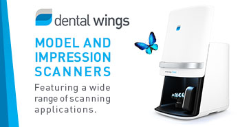 Model & Impression Scanners from Dental Wings