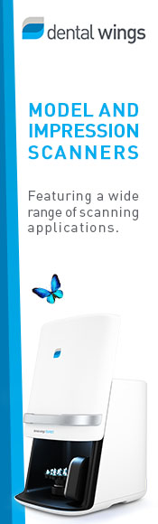 Model and Impression Scanners from Dental Wings