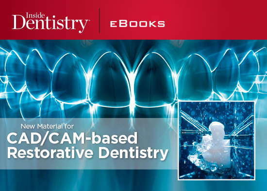 Learn more about a new material for CAD/CAM based restorative dentistry!