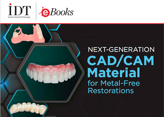 Learn more about using CAD/CAM materials!