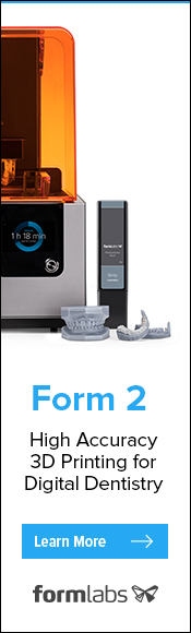 Form 2: High Accuracy 3D Printing for Digital Dentistry