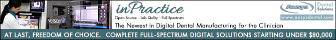 inPractice - The newest in Digital Dental Manufacturing for the Clinician.
