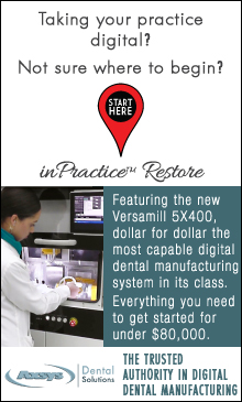 Taking your practice digital? Not sure where to begin? inPractice Restore!