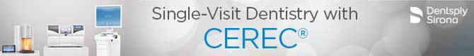 Single-visit Dentistry with Cerec!