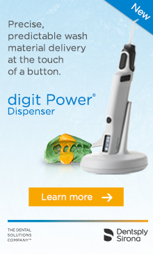 digit Power Dispenser - Precise, predictable wash material delivery!