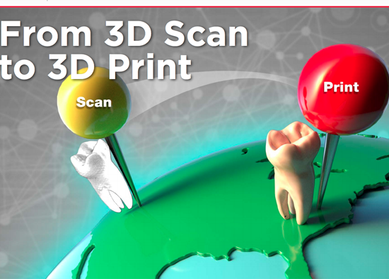 Learn more about how to use 3D Scanning and 3D Printing together in your lab!