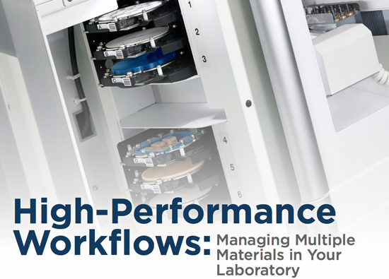 Learn more about the high-performance materials used in conjunction with CAD/CAM technologies!