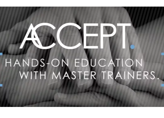 Learn more about ACCEPT and hands-on training!