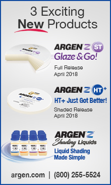 3 Exciting NEW products by ArgenZ!