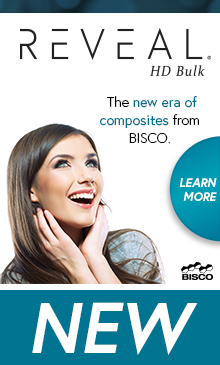 Reveal HD Bulk - The new era of composites from Bisco!